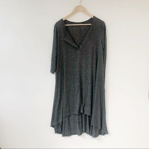 Free People Drippy Jersey Dress DUPE